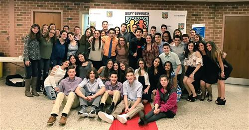 Plainview-Old Bethpage Students Attend Long Island Best Buddies - best buddies organization