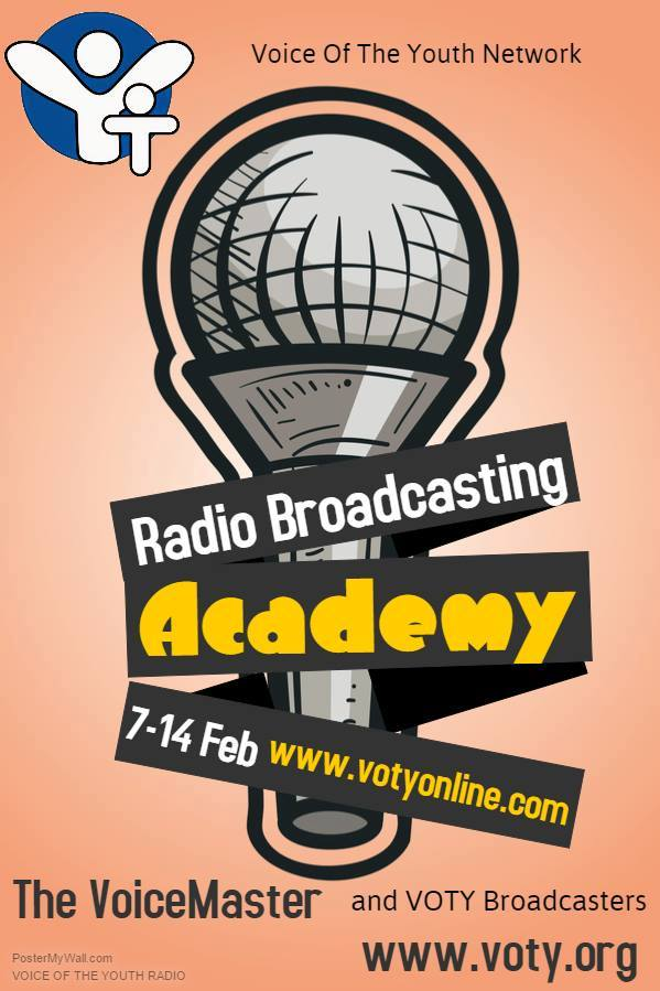 VOTY Radio Broadcasting Workshop