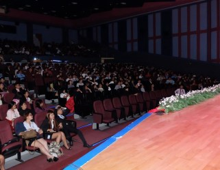 The VoiceMaster Inspires Trace College students in their Personality Development Seminar