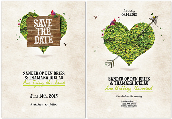 i like the cute save the date Wedding Invitations Pinterest - invitation non formal