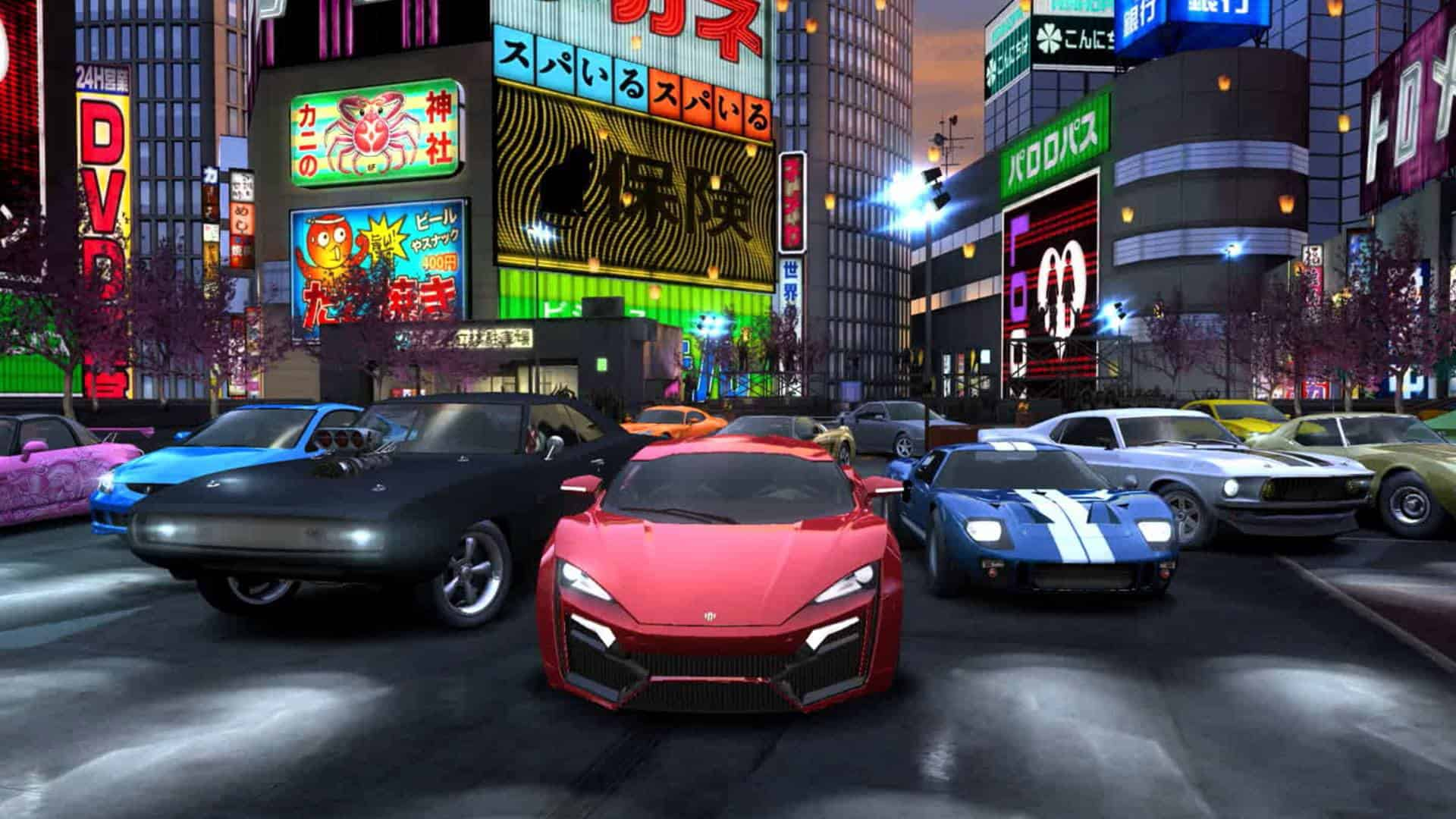 Fast And Furious Iphone 5 Wallpaper Kabam Launches Fast And Furious Legacy