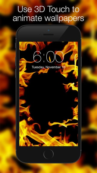 3d Live Wallpaper App Best Iphone Apps Offering 3d Touch Live Wallpapers