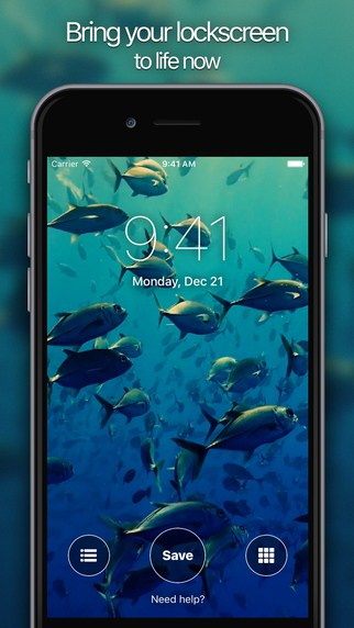 Best iPhone apps offering 3D Touch Live Wallpapers