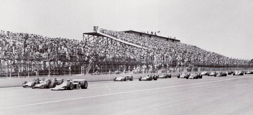 Pocono Raceway Track History