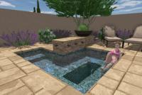 Phoenix Arizona Landscaping Contractor   Poco Verde Pools ...