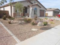 Arizona Landscape Design | Poco Verde Landscape | Front ...