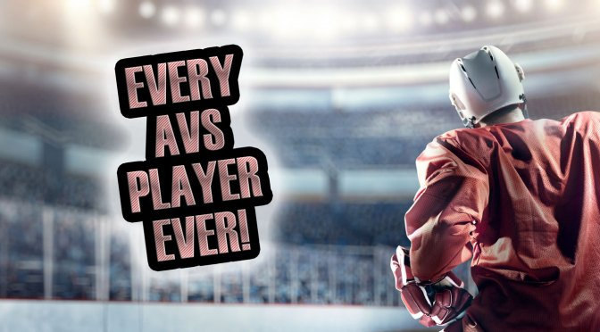 Every Avs Player – Ever! – Rick Tabaracci (2 games)
