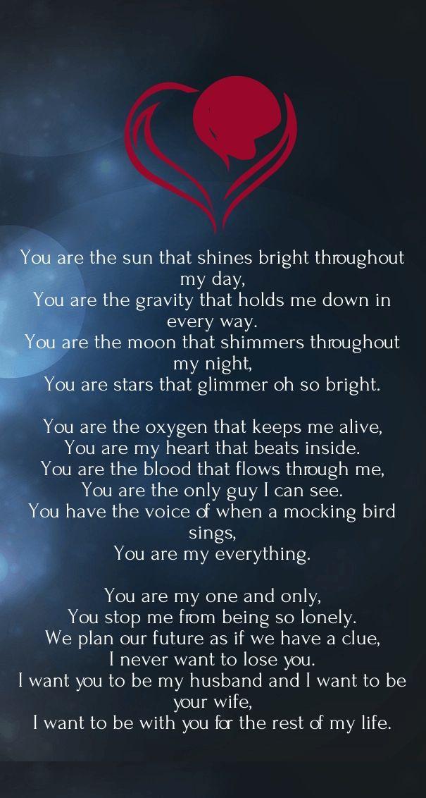 Romantic long Poems