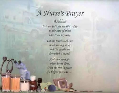 Nursing Poems