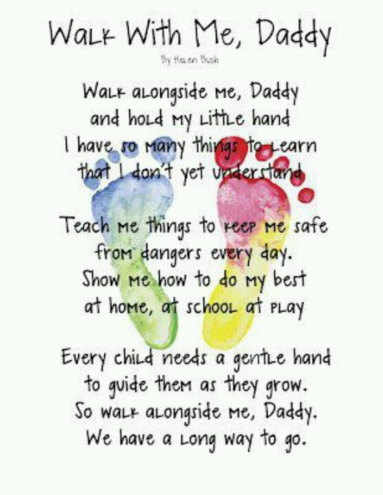 Sweet daughter Poems - father day cards from daughters