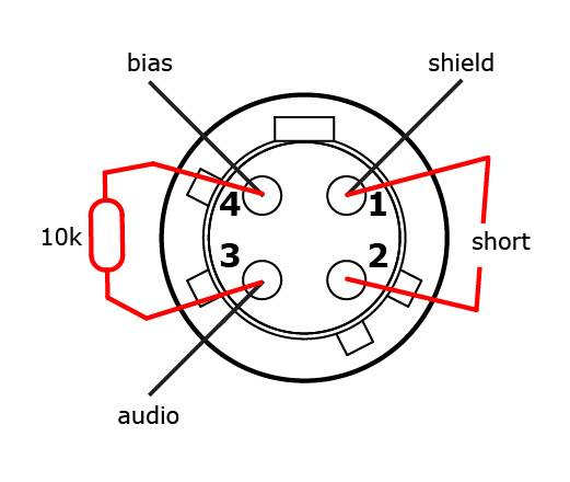 telex microphone 5 pin wiring diagram wiring diagram