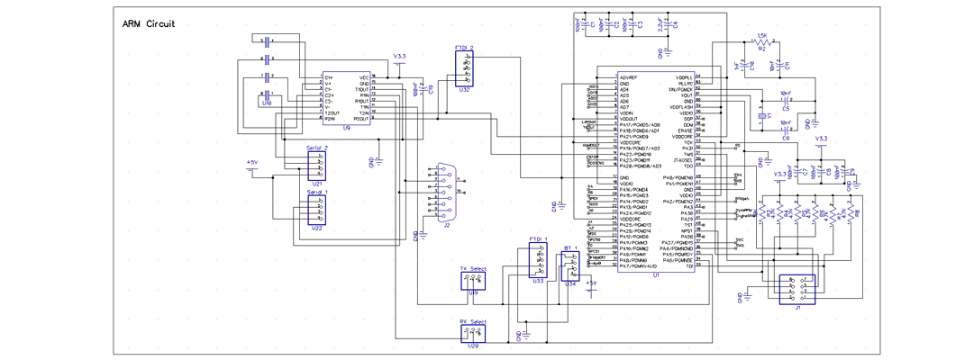 eagle schematic import