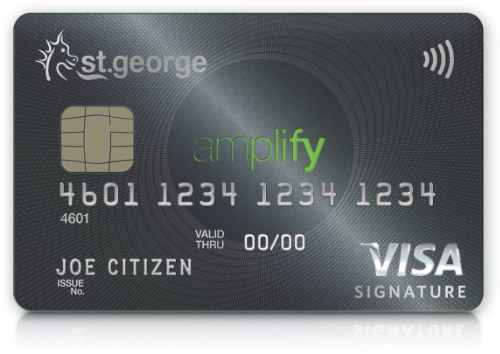 St George Amplify Signature