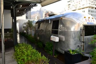 grand daddy hotel airstream trailer