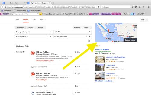 google flight greece