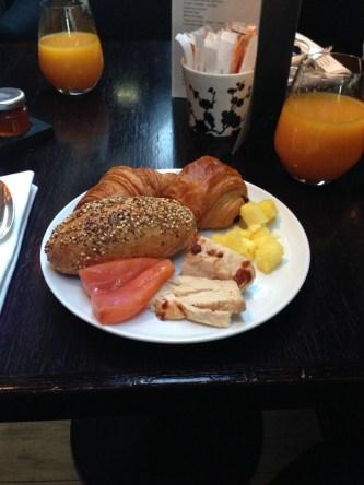 hyatt paris madeleine cafe m