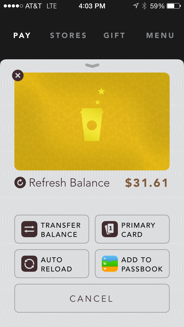 how to join starbucks rewards