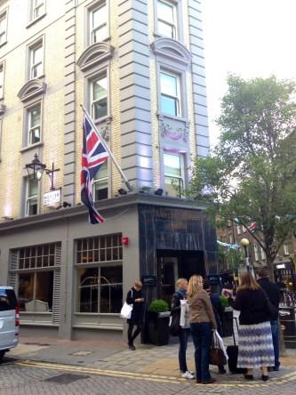 radisson blu mercer street london