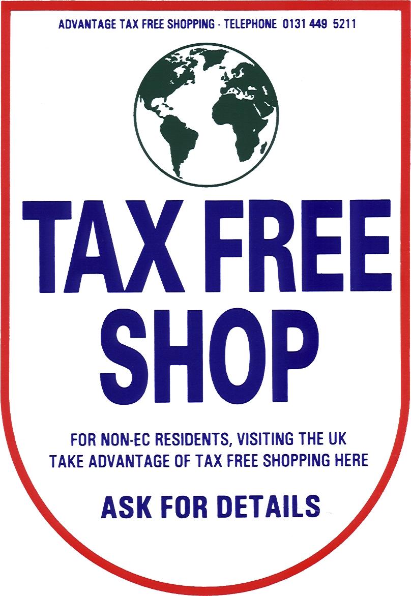 VAT tax free