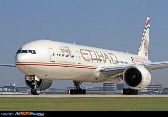 The plane taking us to Abu Dhabi!