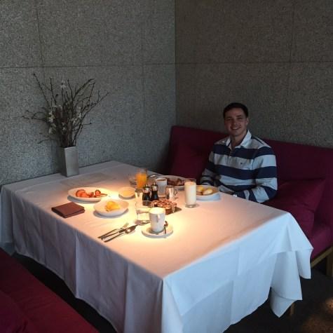 park hyatt seoul south korea breakfast