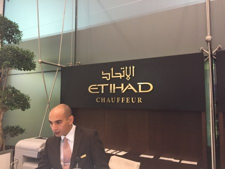 etihad first business arrival lounge auh abu dhabi review chauffeur
