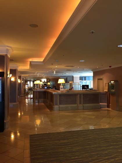 InterContinental Hotel Frankfurt