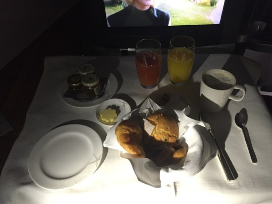 flight review cathay pacific first class review flight hkg lax krug
