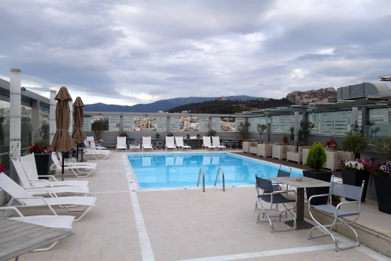 athens greece radisson blu hotel review park Parthenon acropololis transport roof top restaurant