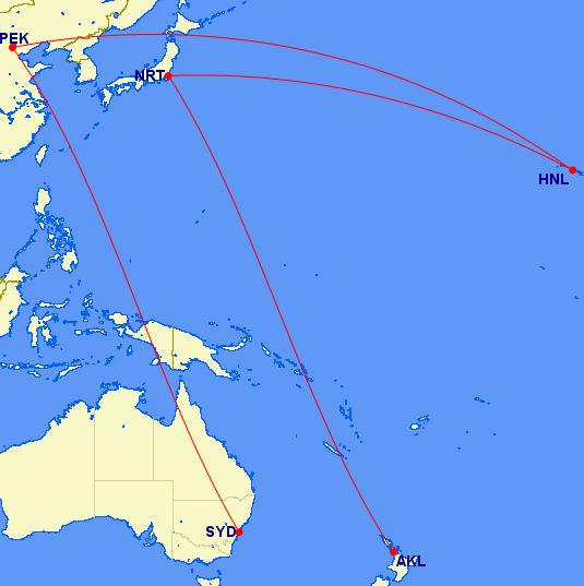 Ins and outs of Lufthansa\u0027s 3 region award chart - Points with a Crew