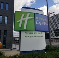 Holiday Inn Express Antwerp City North review - Points ...