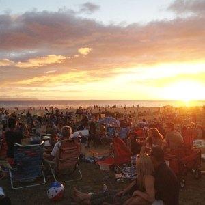 4th of july at PMRF kauai
