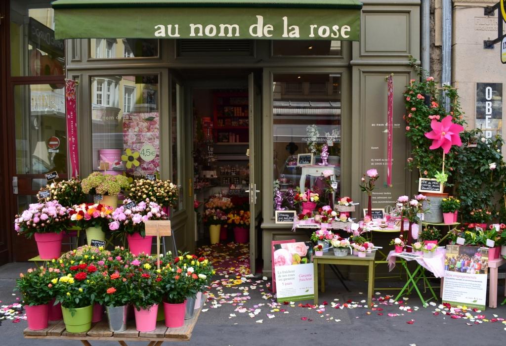 Au nom de la rose - Au nom de la rose fleuriste ...