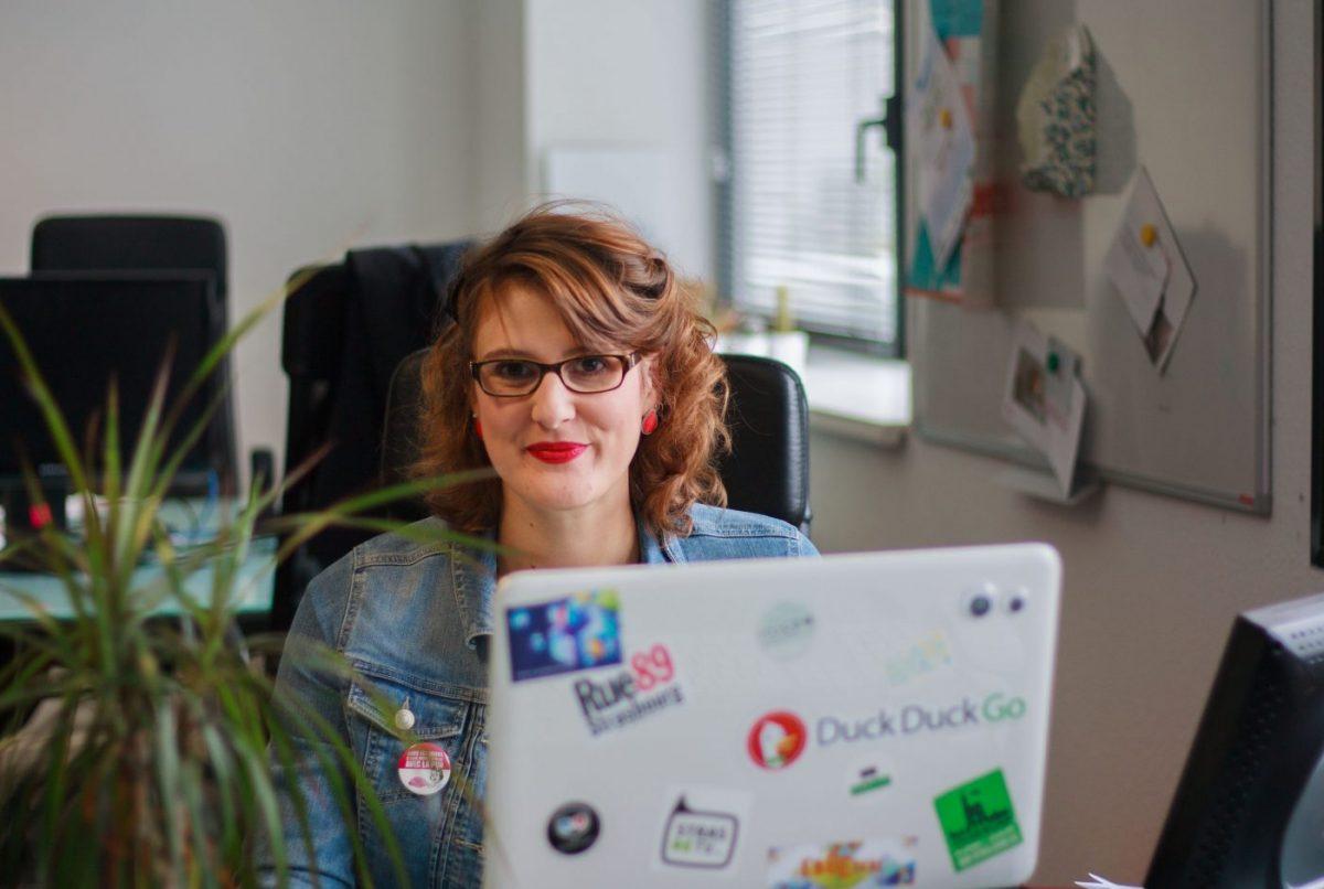 Génération Strasbourg : Hélène / 28 ans / Cofondatrice de la Scop les 2 Rives