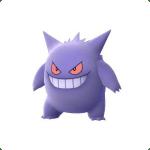 Go Pokemon Gengar