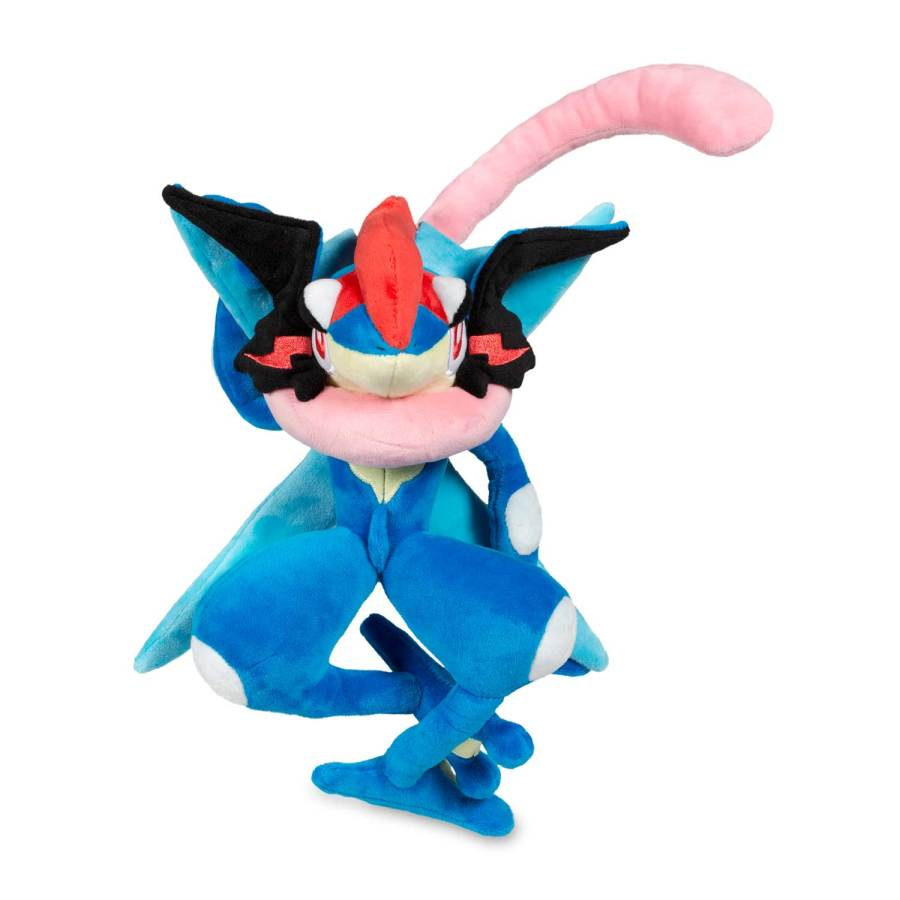 Image for Ash-Greninja Poké Plush (Large Size) - 13 In. from