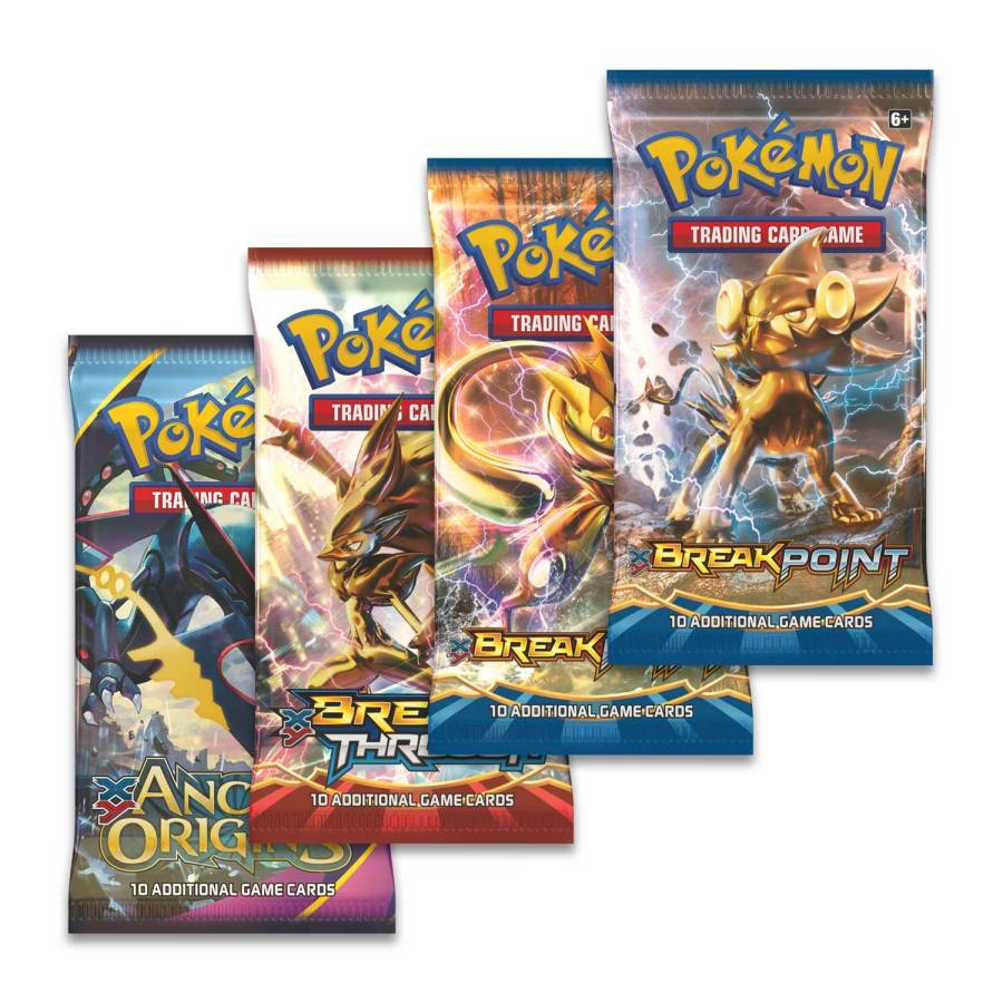 ... Image for Pokémon TCG: Ash-Greninja-EX Box from Pokemon Center ...