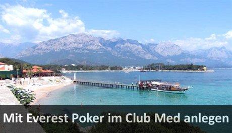 Everest Poker Gewinnspiel 2011
