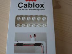 Cablox – endlich das Kabelwirrwar in den Griff bekommen