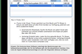 iTunes 10.5 ist online