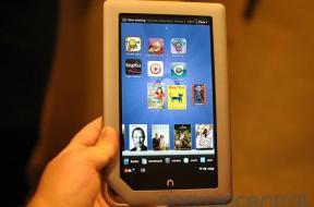 Barnes & Noble Nook – 7″ Tablet für $ 249.-