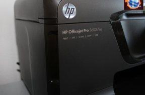 Review «HP Officejet Pro 8600 Plus» im Test