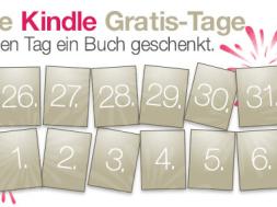 Kostenlose eBooks auch dieses Jahr wieder ab dem 25.12. bei Amazon