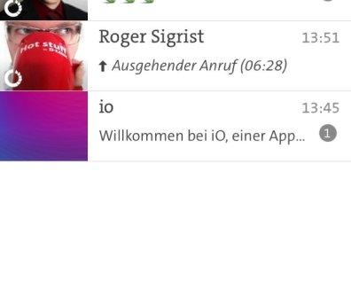 «iO» Mit Swisscom kostenlos schreiben und telefonieren