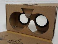 Google VR Cardboard die zweite