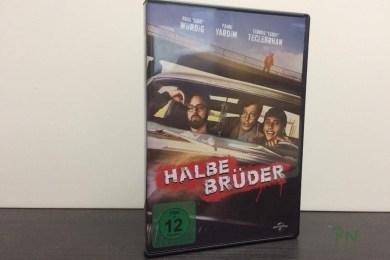 Halbe Brüder DVD Film