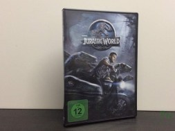 Jurassic World DVD Film