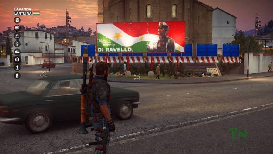 Just Cause 3 - Diktator Di Ravello