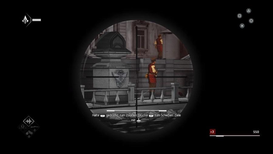 Assassin's Creed Chronicles - Bild 5 - Scharfschützen Modus (Russia)