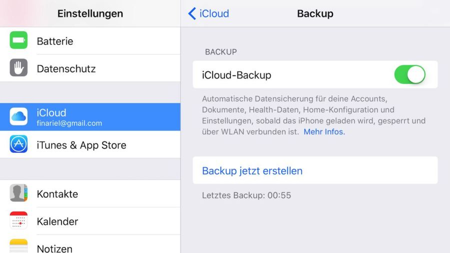 Tutorial - Apple Public Betas installieren